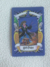 Hermione Granger HARRY POTTER Freddo Frog collectable 3Dcard 2001 Excellent cond