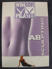 Mari Winsor Pilates Ab Sculpting Dvd Excercise Fitness Pre-owned Guthy-Renker