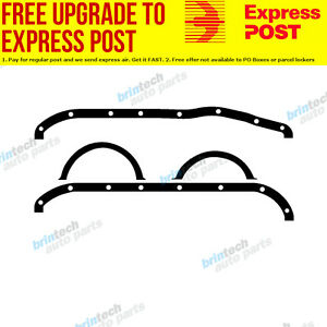 1989-1991 For Nissan S-Cargo G20 (Imp) E15 Oil Pan Sump Gasket H