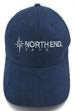 NORTHEND CAPS blue fitted cap / hat - size L / XL