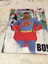 Beckett Football Magazine Monthly Price Guide Bo Jackson January 1991