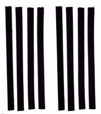 Record Cleaning Strips 8-Pack Replacement Strip set for VPI/Okki Nokki Machines