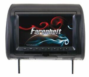 "Power Acoustik H-91cc Universal Headrest Monitor [9""] (h91cc)"