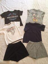 Lot 4 ans garçon - Ensembles T-Shirts / shorts - COUDEMAIL, BENETTON, DISNEY