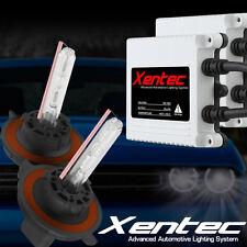 XENTEC HID Conversion Kit H4 H11 H13 9005 9006 H10 Slim Ballasts & Xenon Bulbs