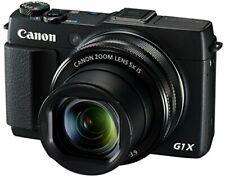 Canon Digital Camera Power Shot G1 X Mark II Optical 5 × zoom F value 2.0