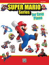 SUPER MARIO Series Easy Piano