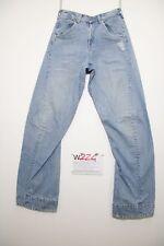 Levi's engineered 865 jeans usato (Cod.W224) Tg.41 W27 L34 boyfriend