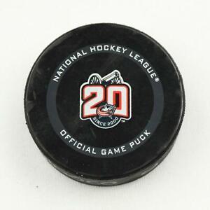 2020-21 Steven Stamkos Tampa Bay Lightning Game-Used NHL Goal-Scored Puck Hedman