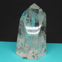 Clear Quartz Crystal 10.8cm 4.3inch Blessed Energised Casa Brazil C156