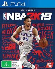 NBA 2K19 PS4 Brand New & Sealed