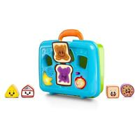 Bright Starts 52128 Giggling Gourmet Giggle and Learn Lunchbox Baby Activity Toy
