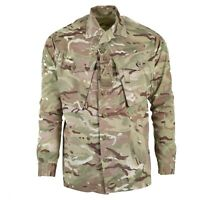 Genuine British army Issue combat MTP field jacket multicam military shirt