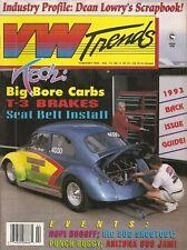 VW TRENDS 1994 FEB - NOPI, AZ BUS JAM, '60 PANEL, PUNCH BUGGY, RACE CARBS