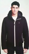 Mens Tommy Hilfiger Hooded Winter Weight Jacket w/Ribbed...