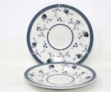 Royal Doulton England Fine China Cambridge Lot of 2 SAUCERs ONLY  TC1017