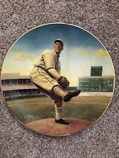 Lefty Grove - His Greatest Season - Bradford Exchange Collector Plate