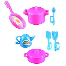 NICE 1 Set Home Furnishing Cleaning Kitchen Tools Kit For Barbie Doll House