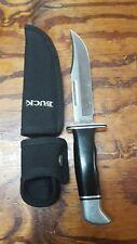 Buck 119 Knife with Sheath