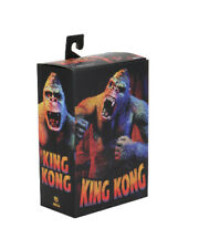 NECA 7? Scale Action Figure ? Ultimate King Kong (Illustrated) Brand New