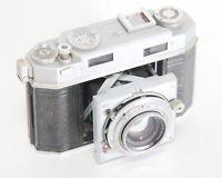 Agfa karat 36 Synchro Compur kamera Camera Rodenstock karat Heligon 60mm F2 #61
