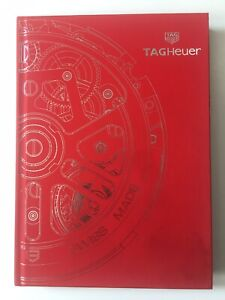 Tag Heuer 2019-2020 Hard Cover Book Catalog