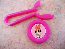 12 POWERPUFF GIRLS Disk SHooters~ themed birthday party favor treat, power puff
