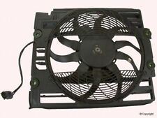 BEHR Condenser Front Auxiliary Cooling Electric Fan Motor for BMW 99-03 5 Series