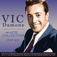 Vic Damone - Hits Collection 1947-62 [New CD]