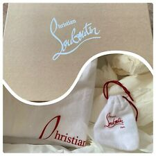 Christian Louboutin Empty box with dust Bag