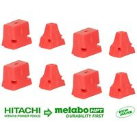 Hitachi/Metabo HPT 370901 Nose Cap Set for NP18DSAL (4-Pack)
