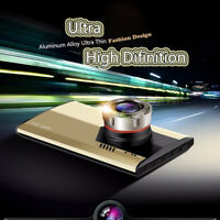 "1080p HD Dash Cam Wide Angle Night Vision Car DVR 3.0"" LCD Camera G Sensor"