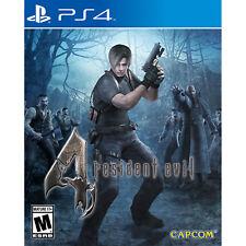 Resident Evil 4 HD PS4 [Brand New]