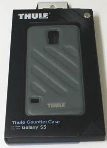 Thule Sweden Gauntlet Case Galaxy S5 Slate Color