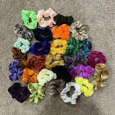 Lot of Hair Scrunchies ~ NEW