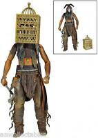 NECA Disney - The Lone Ranger - Tonto Serie 2 - Johnny Depp Figura - 18cm Nuovo