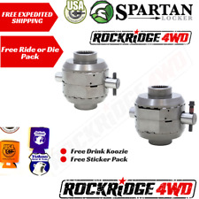 Spartan Locker for Front Dana 30 & Rear Chrysler 8.25 - 29 Spline for Jeep