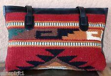 Artisan Wool Purse F1- HIARTPURSE Hand Woven Southwest Southwestern Bag Tote