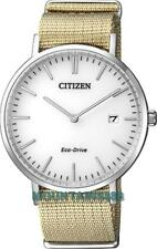 CITIZEN Eco-Drive Watch,SapphireGlass,270DatePowerReserve,Date,WR,Men,AU1080-20A