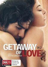 Getaway Of Love (DVD, 2017)