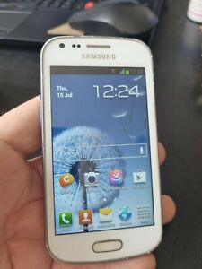 Samsung Galaxy Ace II x GT-S7560M - 4GB - white (Unlocked) Smartphone