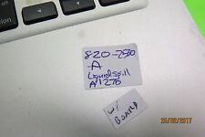 """AS IS: Apple Macbook Pro 13"""" A1278 Palmrest, Keyboard Assembly w Logic Board"""
