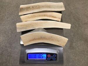 1 Pound Cheap Chews Split Elk & Deer Antler Dog Chew Mix-M/L/XL SALE Bulk Large