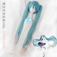 MAGICAL MIRAI 2017 Vocaloid Hatsune Miku Cosplay wig hair wigs