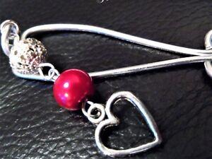 Handmade Intimate Sexy Clit Clip Body Jewellery Non Piercing Femine jewelry UK