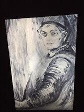 "Emily Carr ""Self Portrait"" Canadian Art 35mm Slide"