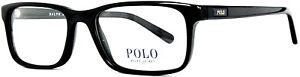 Polo by Ralph Lauren Brillenfassung PH2143 5001 55mm schwarz LN