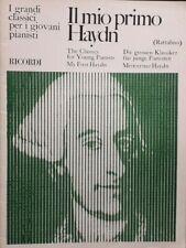 HAYDN - Il mio primo Haydn - ed Ricordi