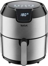 Tefal Easy Fry Air Fryer Cooking Frying Healthy Fry XL 4.2L Stainless Steel