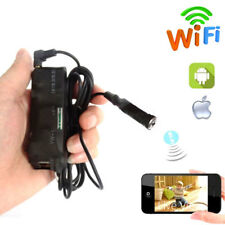 720P wireless IP spy tiny screw hidden wifi network DIY mini camera DVR recorder